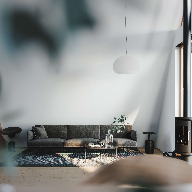 A-Frame House by Den