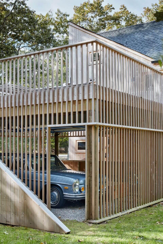 Antler House Restoration by Architecture AF