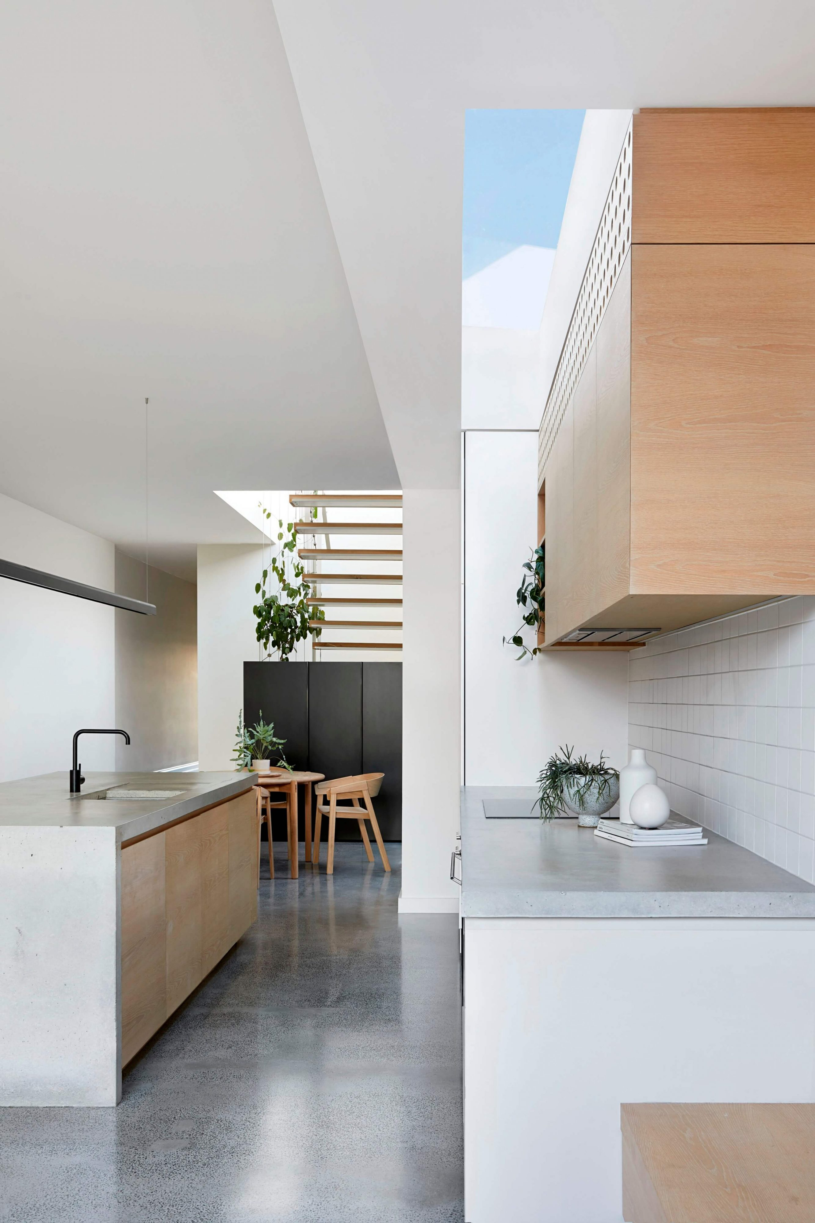 Cable House by Tom Robertson Architects