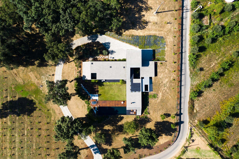 Cork Oak House by Hugo Pereira Arquitetos