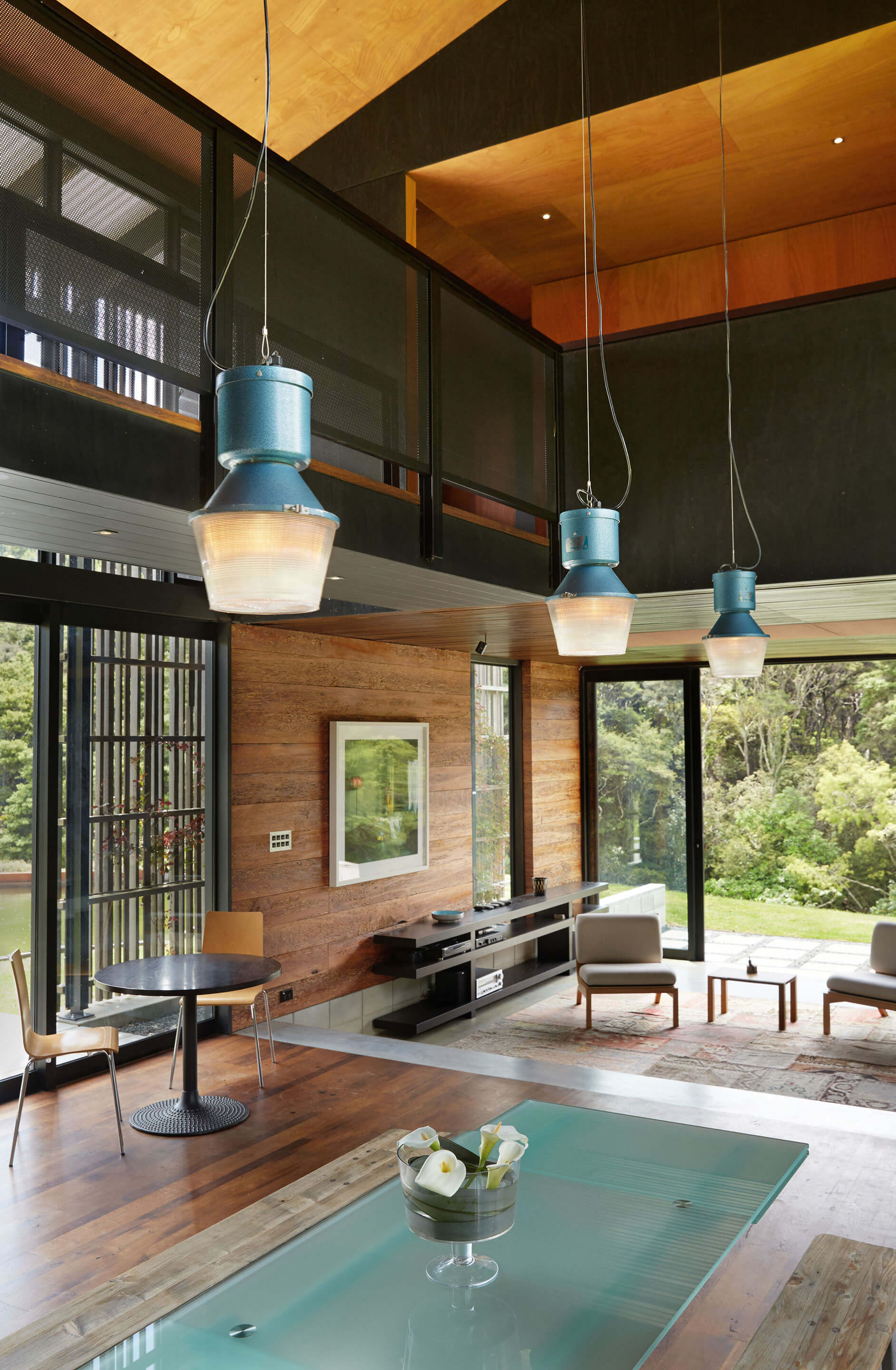 Inland House by Gerrad Hall Architects