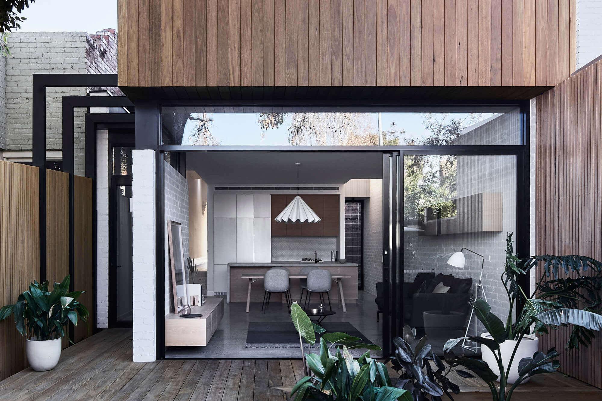 Loft House by Tom Robertson Architects