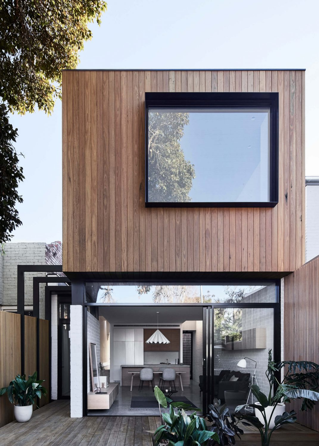 Loft House by Tom Robertson Architects