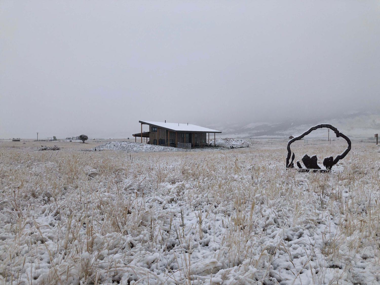 The Long House at Antelope Run
