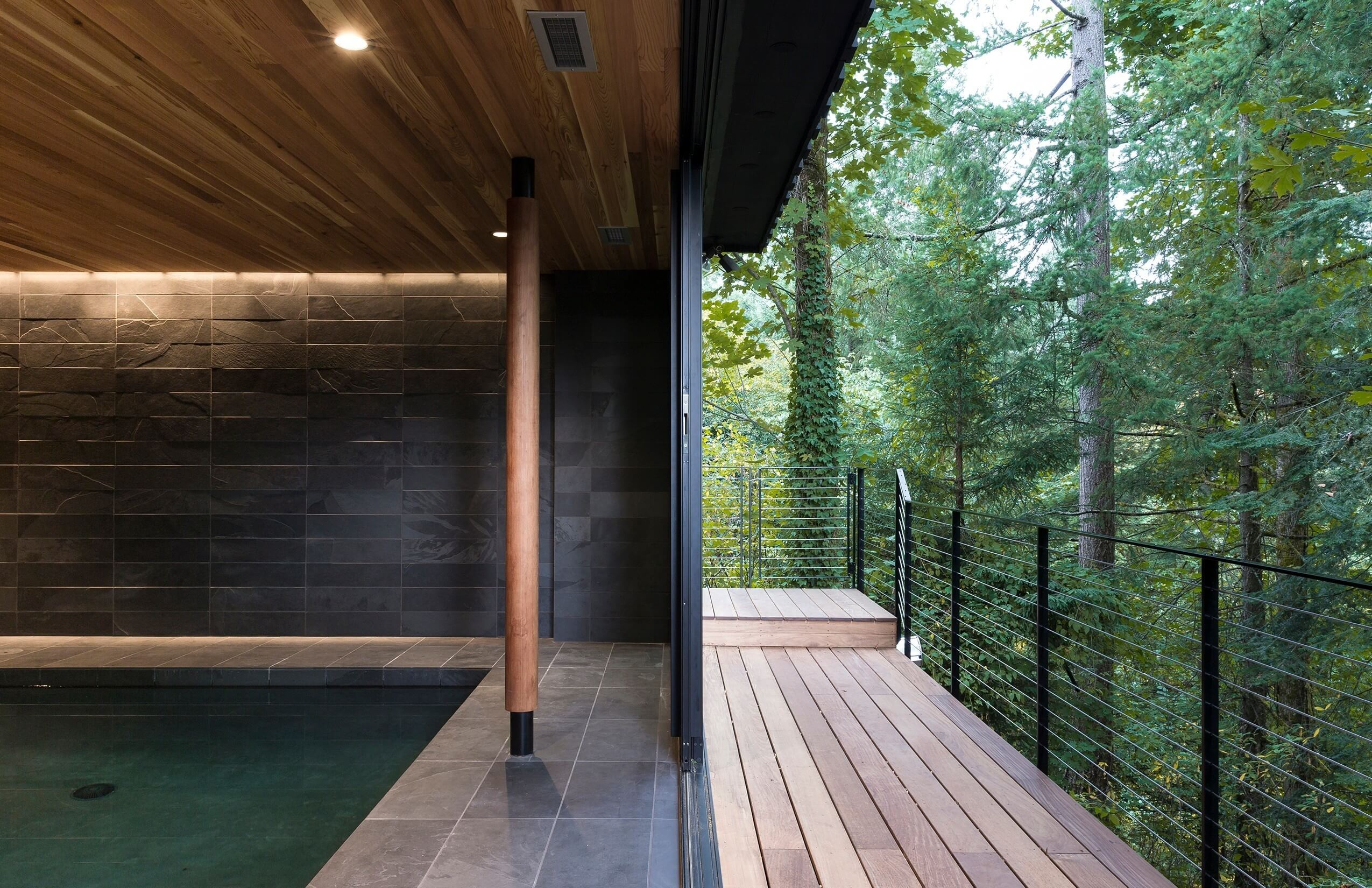 West Hills Residence by Fieldwork Design and Architecture