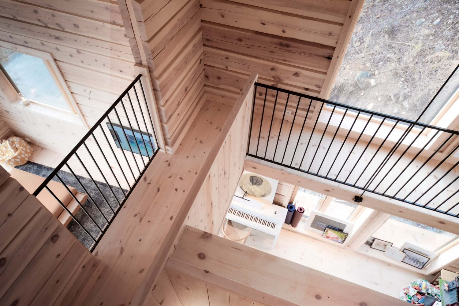 Zieglers Nest by Rever & Drage Architects