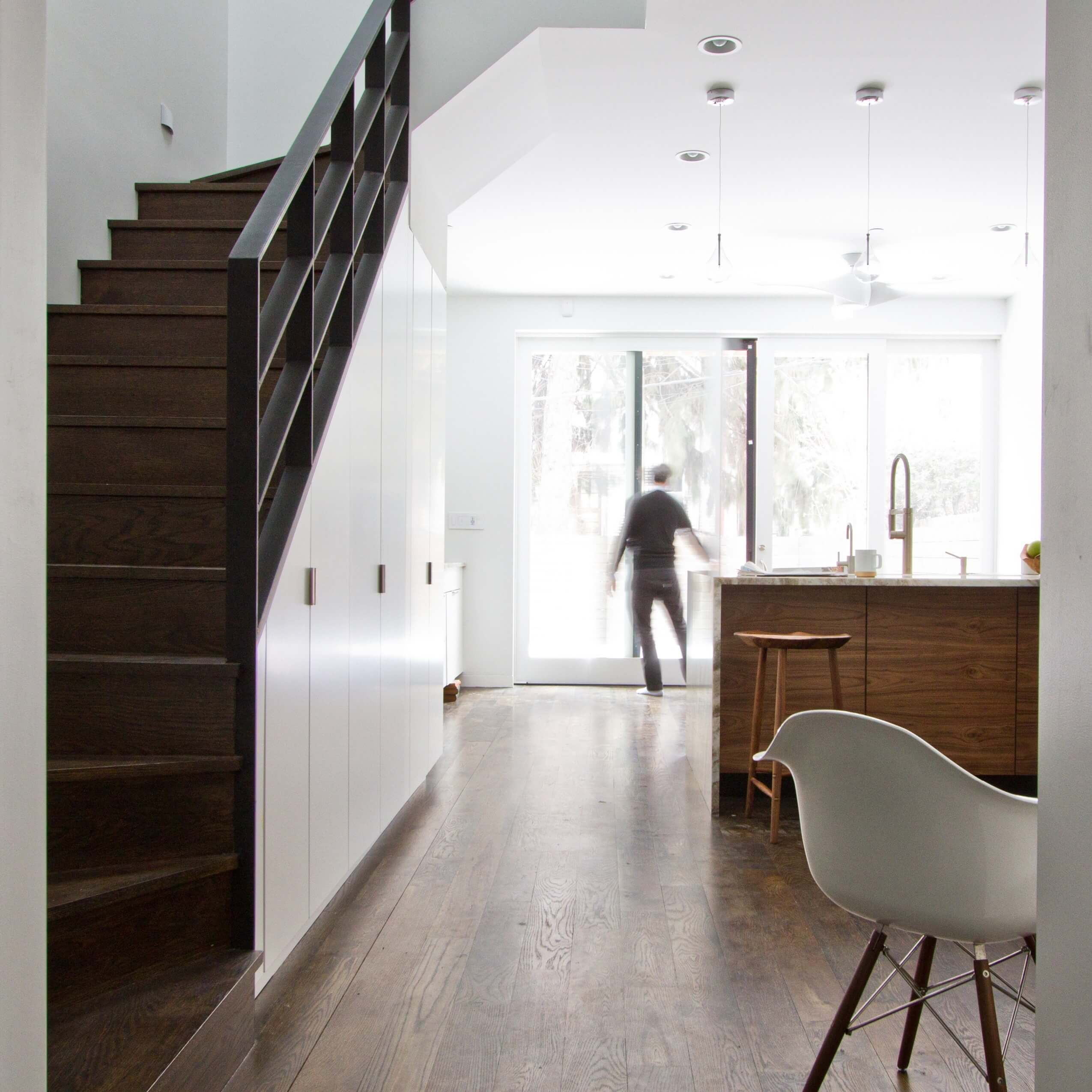 Brooklyn Row House by Office of Architecture