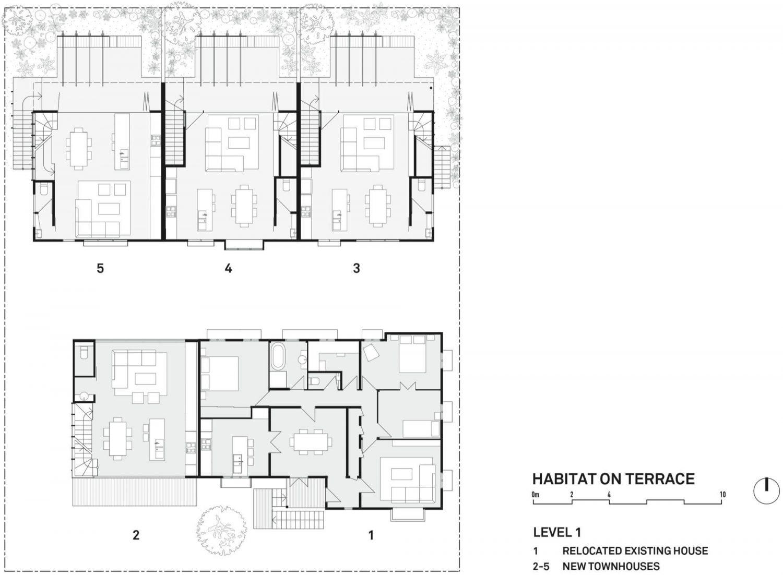 Habitat on Terrace [H.O.T.] by refresh*design