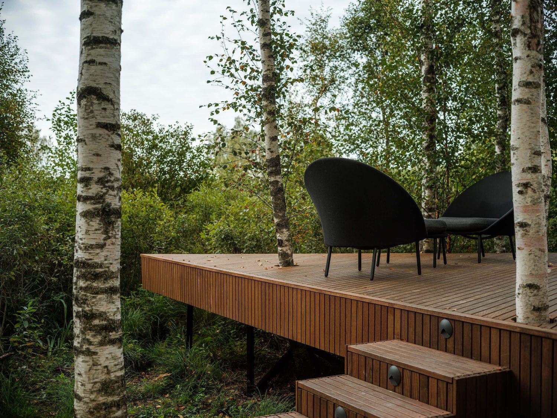 Maidla Nature Villa by b210 architects