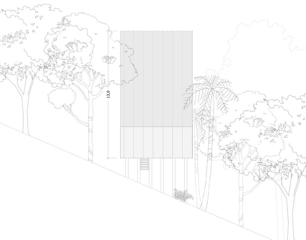 Monkey House by Atelier Marko Brajovic