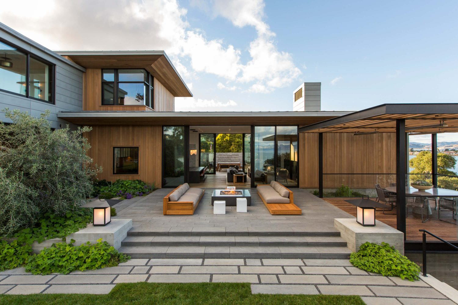 Tiburon Bay Residence by Walker Warner Architects
