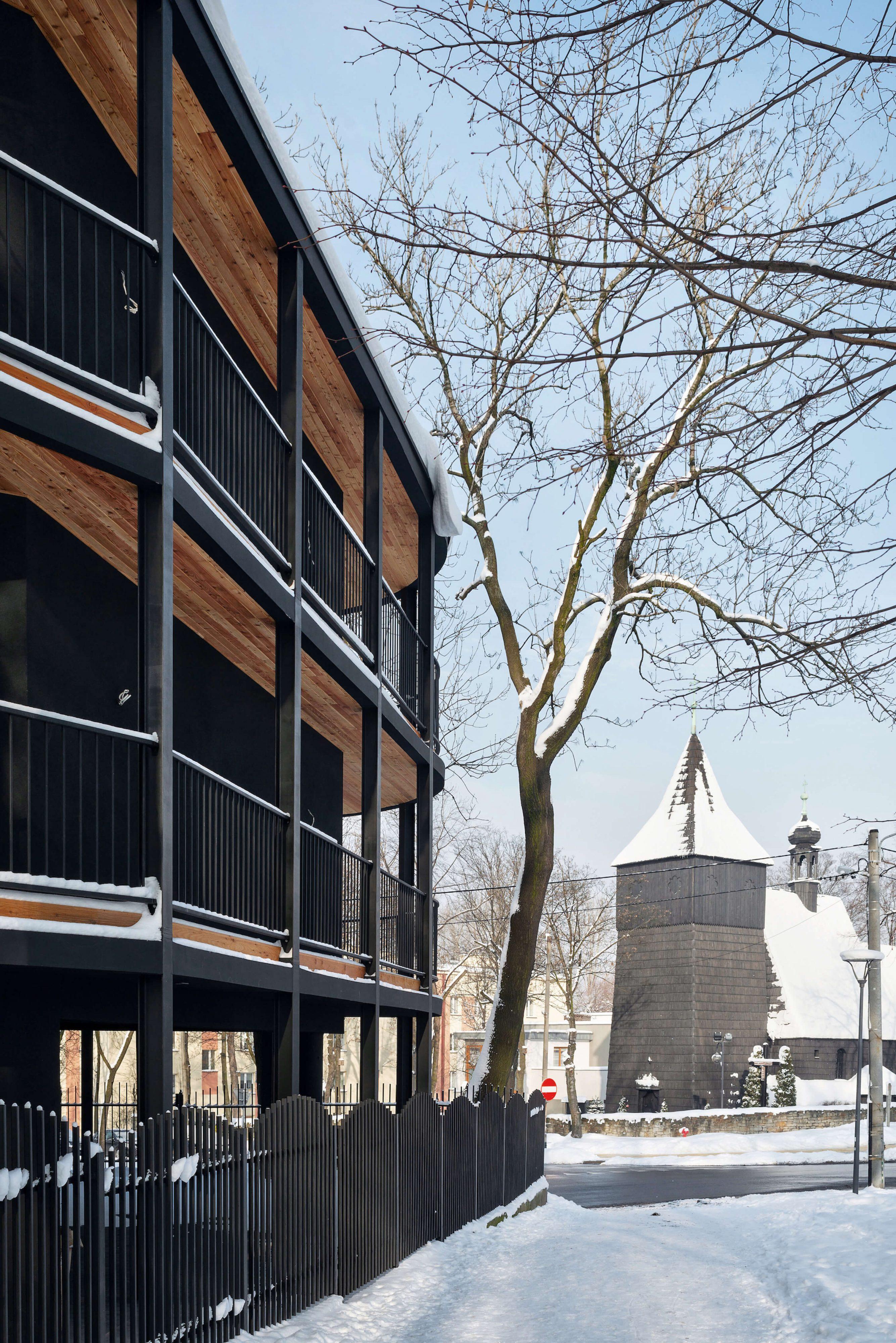 Villa Reden by Architekt Maciej Franta
