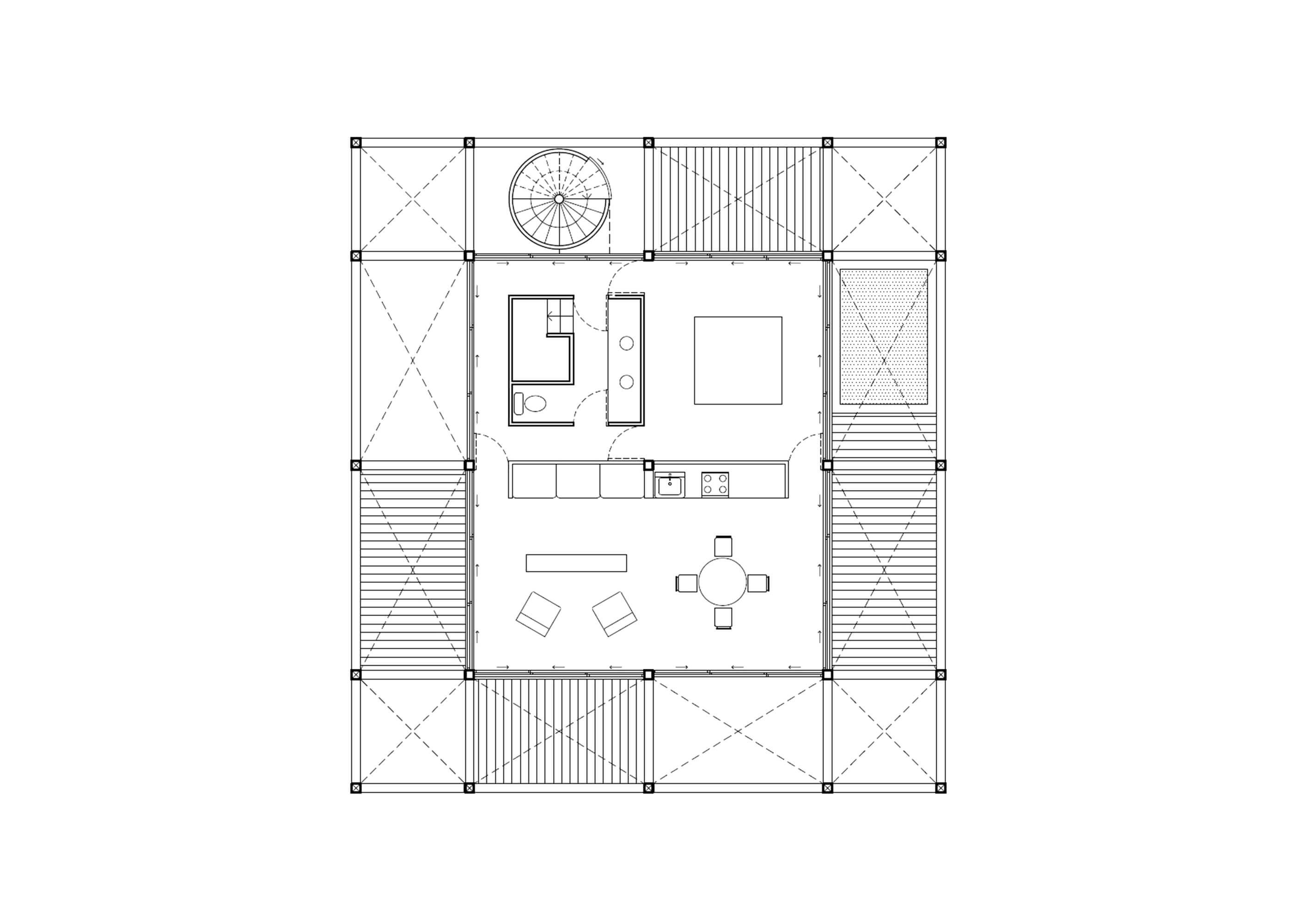 Casa Cosmos by S-AR