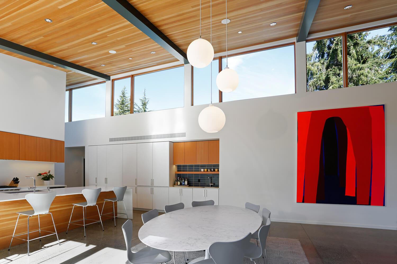 Eulberg Residence by Paul Michael Davis Architects PLLC